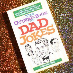 EPIC Dad Joke Book